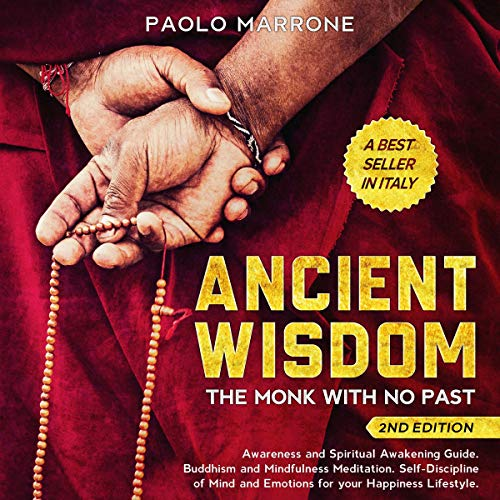 『Ancient Wisdom』のカバーアート