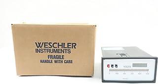 WESCHLER INSTRUMENTS PH101 BARGRAPH Meter 0-5250V 0-150V-DC D614672