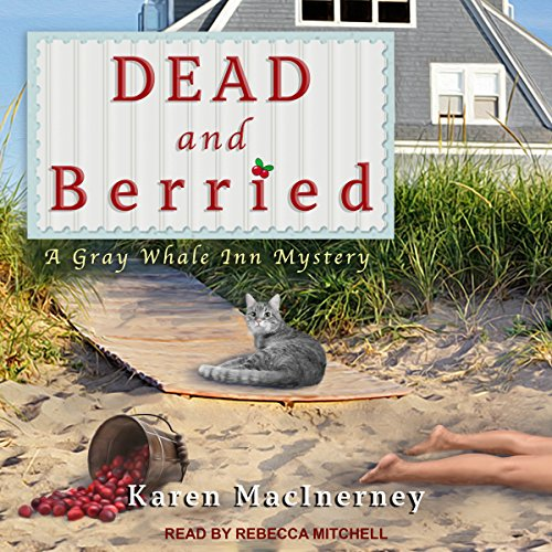 Dead and Berried audiobook cover art