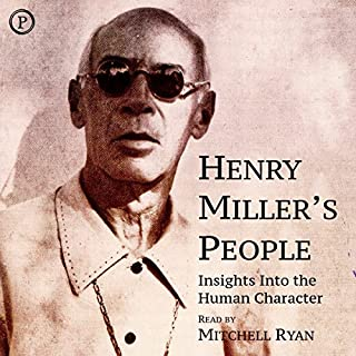 Henry Miller's People audiobook cover art