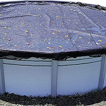 In The Swim 18 Foot Round Above Ground Pool Leaf Net Cover