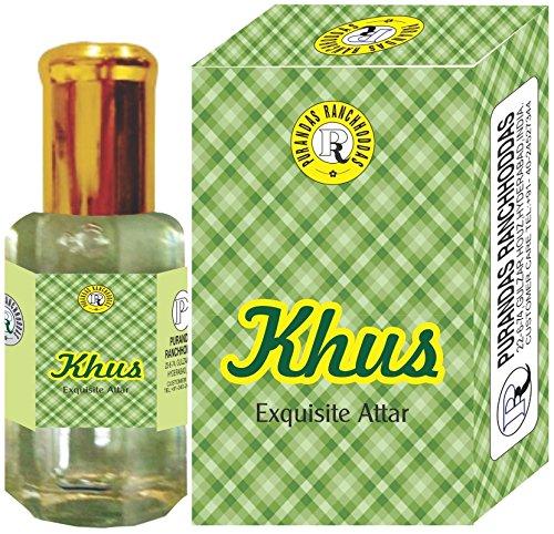 Purandas Ranchhoddas Khus Attar, 6 ml