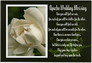 CafePress Traditional Apache Wedding Blessing Rectangle Magn Rectangle Magnet, 2