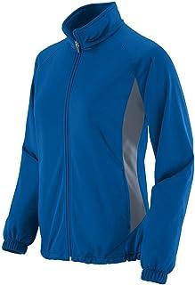 Augusta Sportswear WOMEN'S MEDALIST JACKET 2XL Royal/Graphite