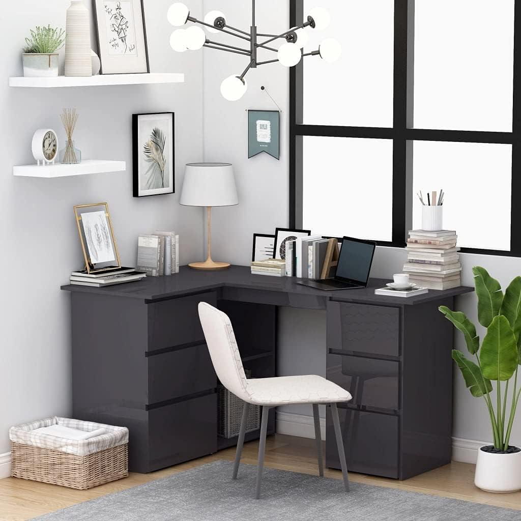 NusGear Max 76% OFF Corner Desk High Soldering 57.1
