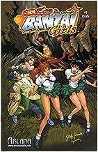 BANZAI GIRLS #1, VF, Jinky Coronado, 2007, Arcana, more 'Good girl' in store