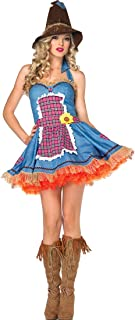 Sunflower Scarecrow Adult Costume - Small/Medium