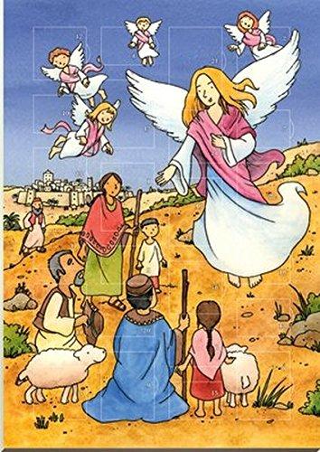 Freu dich auf Weihnachten: Der magnetische Adventskalender