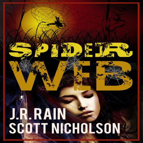 Spider Web: A Vampire Thriller (The Spider Trilogy Book 2) cover art