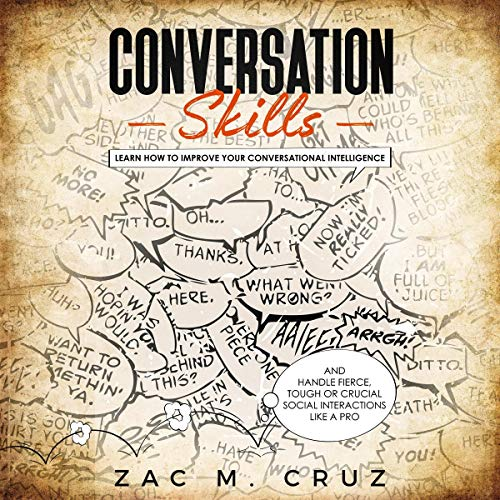 Conversation Skills  By  cover art