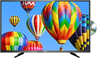 TEAC 40 inch FHD LED TV with DVD Combo (LEV40A121), FHD Resolution, Built-in DVD Player, USB Recording, HDMI, EPG, PVR, En...