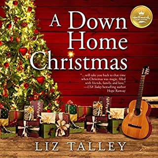 A Down Home Christmas cover art