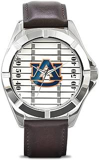 Watch: Go Tigers - Auburn University Men's Watch by The Bradford Exchange