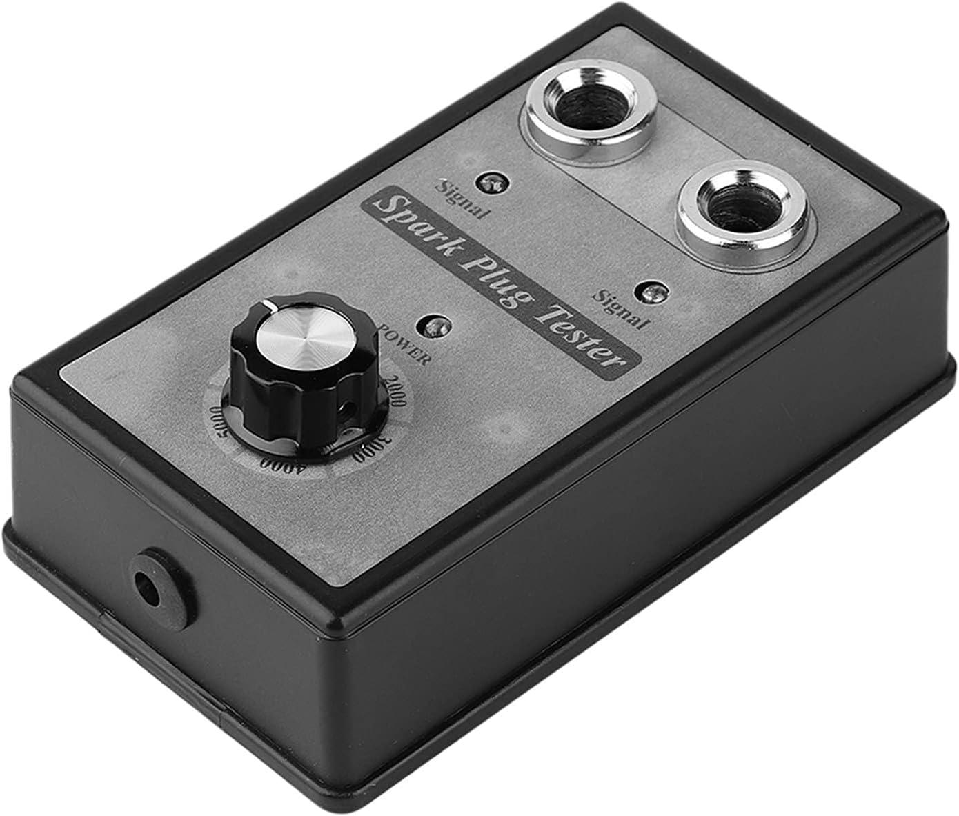Max 61% OFF Spark Free shipping Plug Tester Dual Ignition Hole Car