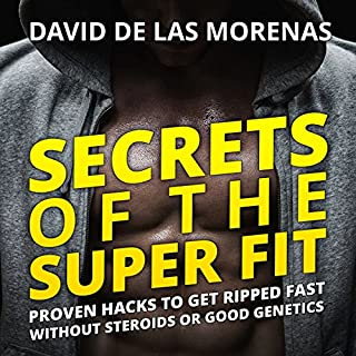 Secrets of the Super Fit cover art