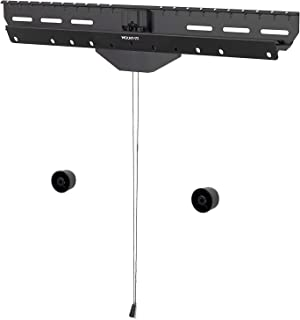 No Stud TV Wall Mount by Mount-It! - Low-Profile Tilting Hanger Mount for No-Damage No Drill Dry Wall Installation | 110 L...