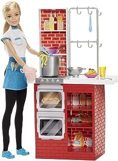 Barbie Spaghetti Chef Doll & Playset