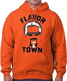 Food TV Flavor Town Funny Meme Foodie Hoodie
