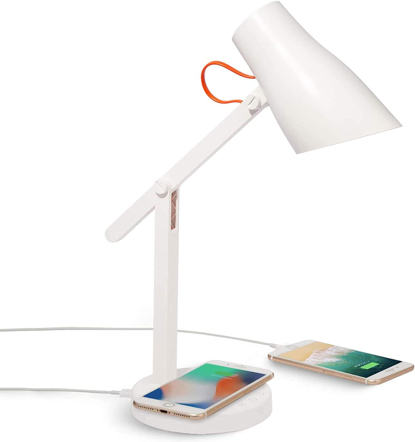 LED Lamp Super sale period limited Wireless Charging Bedside Popular product Light Charger USB with Desk