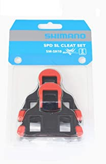 lundeng SPD-SL Cleat Set/Cleat Cover SM-SH10/SM-SH11/SM-SH12 for Road