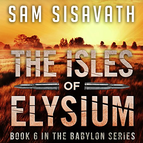 The Isles of Elysium cover art