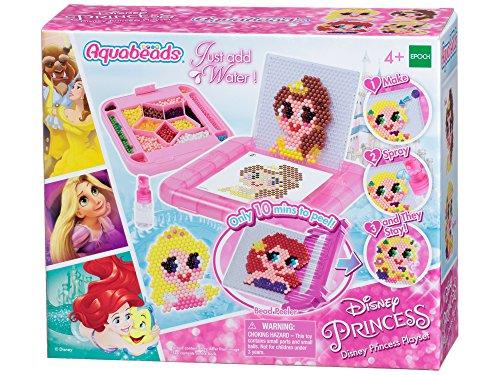 Aquabeads 30228 Disney Prinzessinnen Bastelset, 9,5 x 25,1 x 21 cm