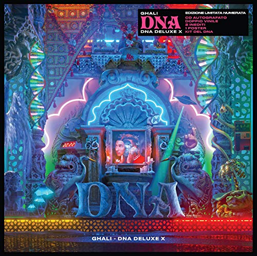 DNA -Super Deluxe Version :Box 2 LP +1 CD + Kit DNA [Amazon Exclusive]