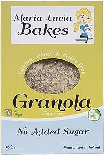 Maria Lucia Bakes No Added Sugar Granola, 325 g