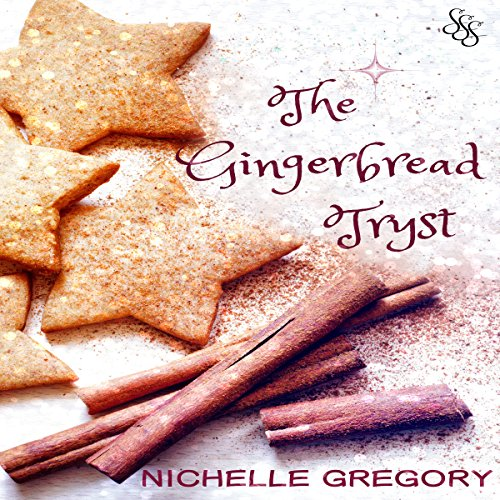 The Gingerbread Tryst audiobook cover art