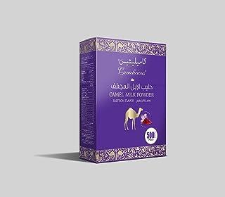 Camelicious Saffron Flavour Pasteurized Camel Milk Powder 500 gm
