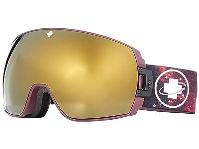 Spy Optic Legacy SE (Galaxy Purple/Bronze/Gold/Persimmon/Silver Spectra Mirror) Goggles