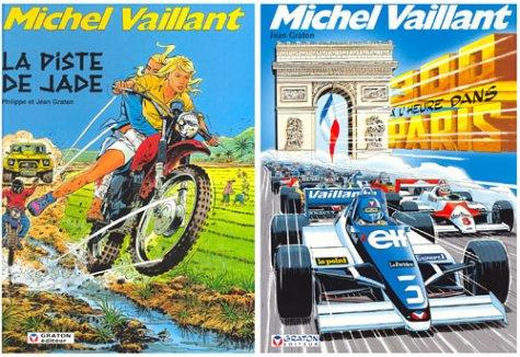 Michel Vaillant, tome 57 (+ tome 42 offert)