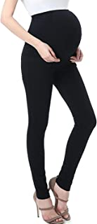 Women Pregnant Pants Elastic Maternity Skinny Adjustable Leggings Trousers Slim for Women