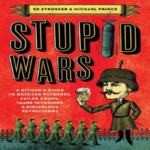 Stupid Wars audiobook cover art