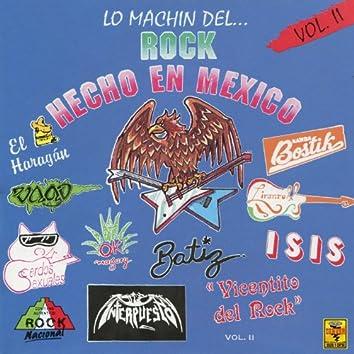 Lo Machín de Rock, Vol. 2 (Hecho en México)