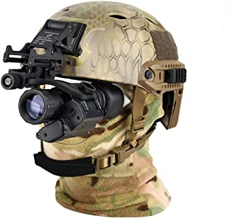 helmet mounted night vision system