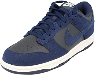 Dunk Low Mens Trainers 904234 Sneakers Shoes (US 8, Binary Blue 401)