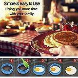 Zoom IMG-1 nuovo anello per uovo anelli