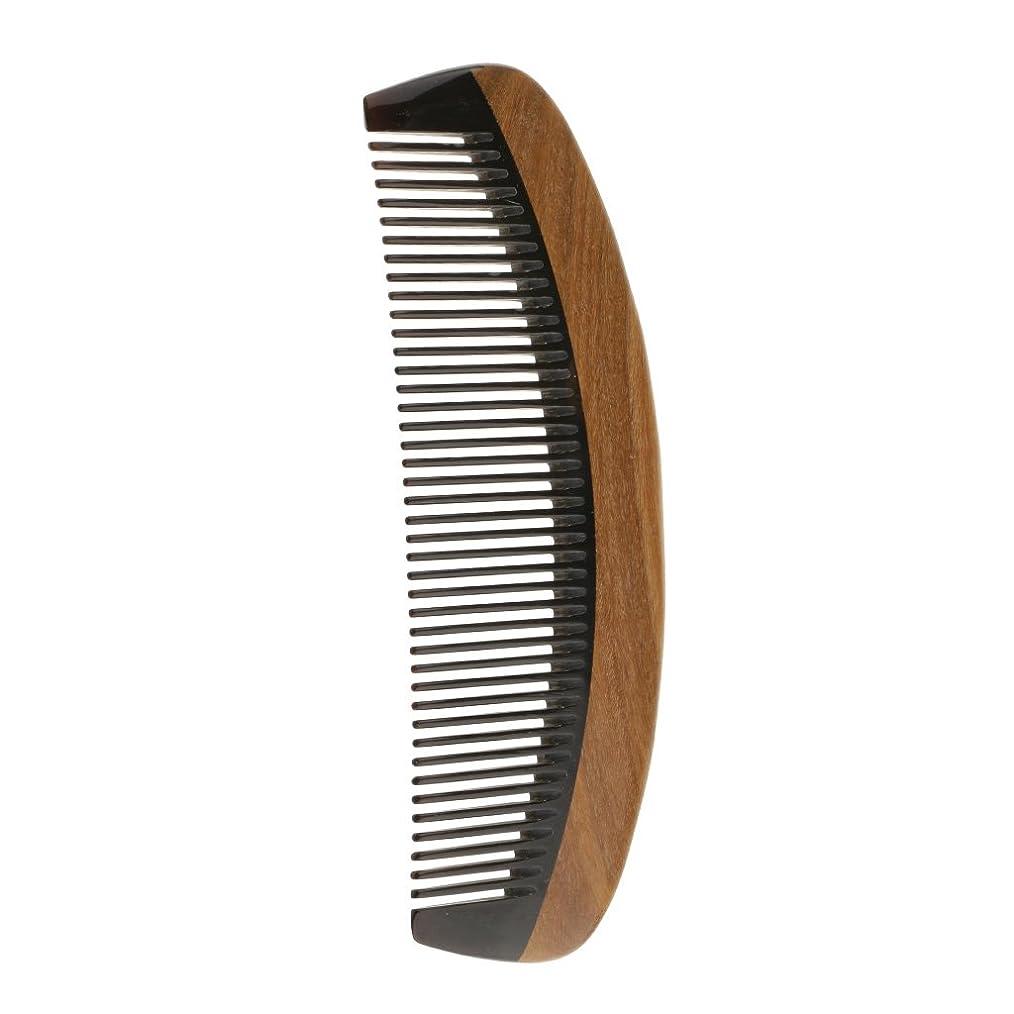 早い受取人逆説Baosity ウッドコーム 木製 ハンドメイド 櫛 静電気防止 高品質 マッサージ