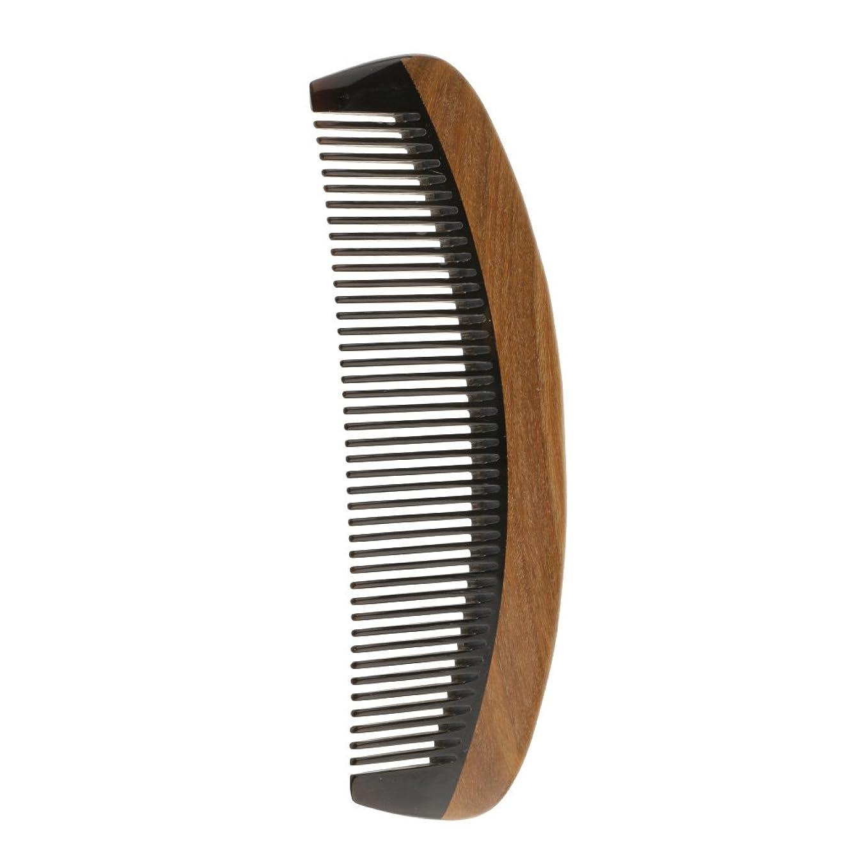 ポジティブ飲料農奴Baosity ウッドコーム 木製 ハンドメイド 櫛 静電気防止 高品質 マッサージ