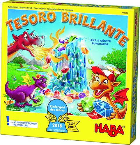 Haba–tesoro brillante–Esp, Multicolore (habermass 304086)