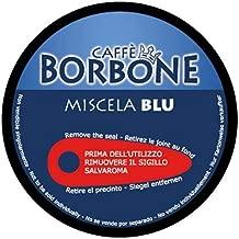 CAFFÈ BORBONE DOLCE RE - MISCELA BLU - Box 90 CÁPSULAS COMPATIBLES DOLCE GUSTO 7g