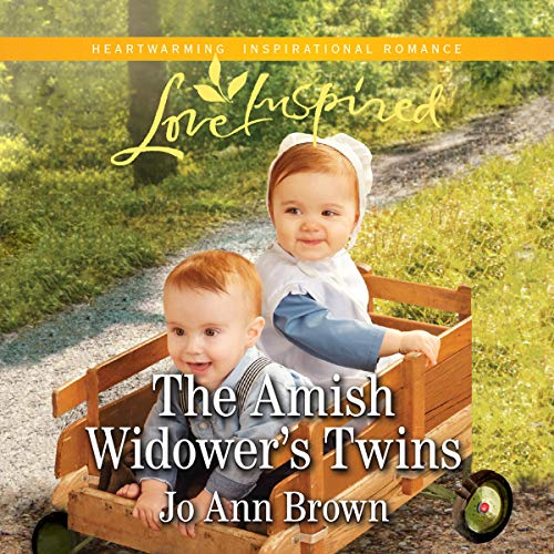 The Amish Widower's Twins cover art