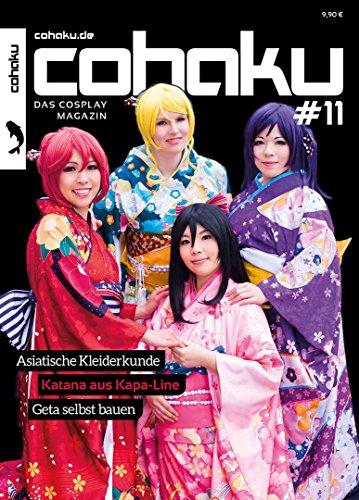 COHAKU - Das Cosplay Magazin # 11