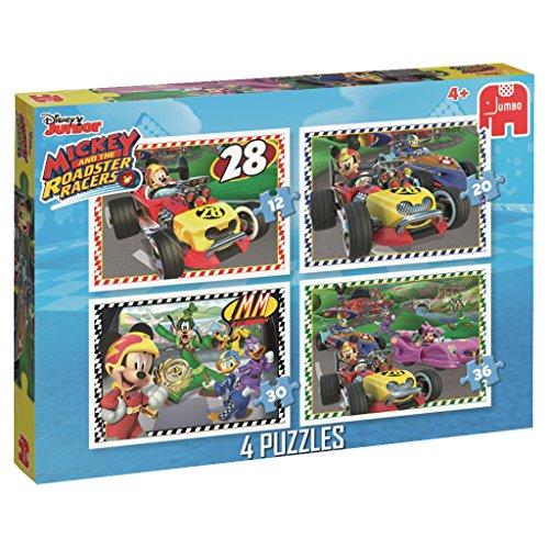 Disney 19669 puzzle Puzzle   Rompecabezas (Puzzle rompecabezas, Dibujos, Preescolar, Niño, 4 año(s), Cartón) , color/modelo surtido