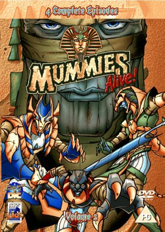 Mummies Alive! - Vol. 2 [UK Import]