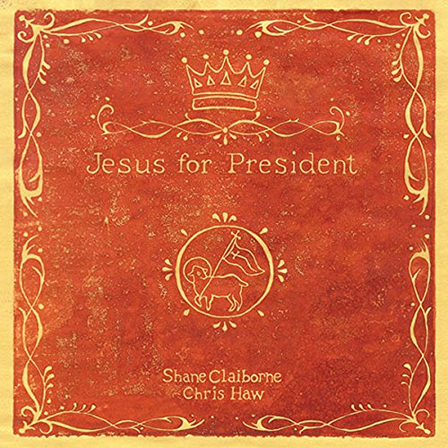 Jesus for President cover art