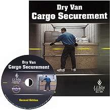 Dry Van Cargo Securement Second Edition - English Training DVD Video - J. J. Keller & Associates - Make Sure Your Enclosed Van & Trailer Drivers Comply with Cargo Securement regulations