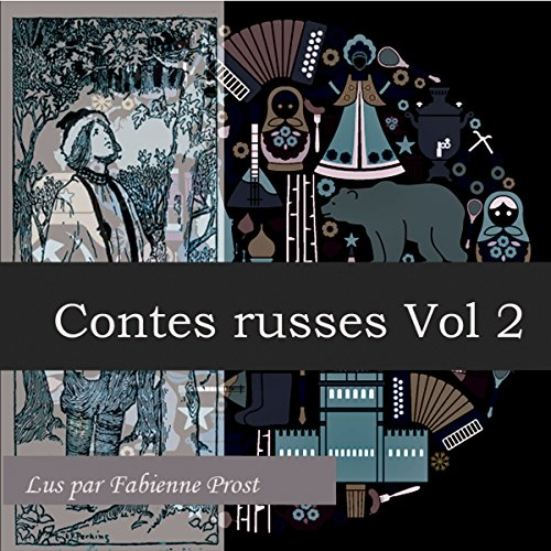 Contes russes 2 audiobook cover art