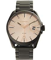 MS9 Three-Hand Stainless Steel Watch DZ1904